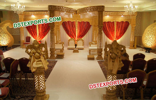 New Butterfly Mandap