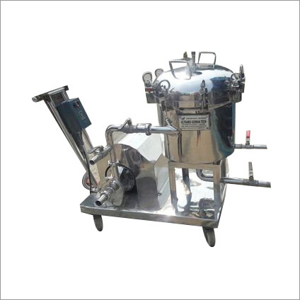 Sparkler Filter Machine