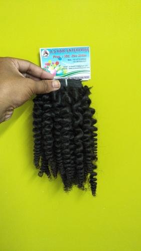 Baby Curly Human Hair