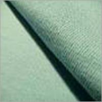 3 Thread Fleece Green Fabric