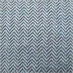 Interlock Jacquard Knitted Fabric