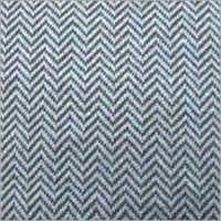 Interlock Jacquard Knitted Fabric