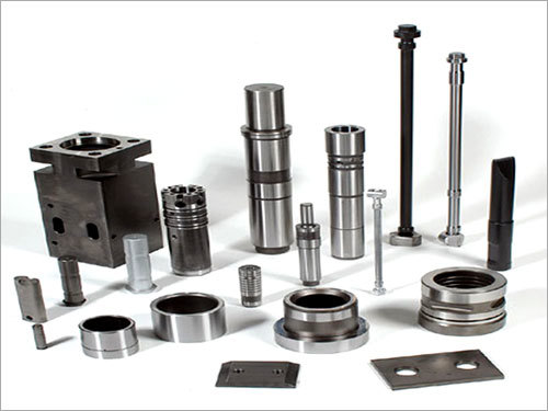 Hydraulic Rock Breaker Spare Parts - Kashetter Industrial