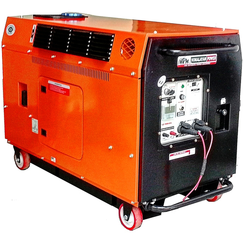Silent LPG Generator 8.5KVA
