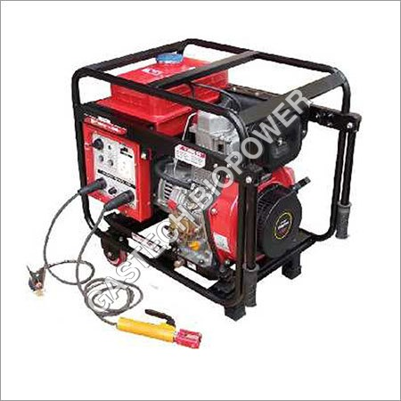 Potable Welding Cum Generator 275 Amp