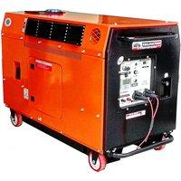 8.5 Kva Silent Petrol Generator