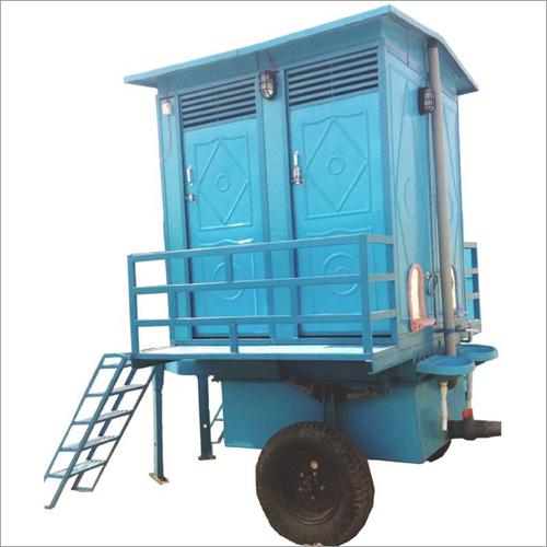 Mobile Toilet Van 4 Seater
