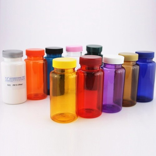 Pet Tablet Containers