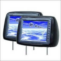 Headrest Tv