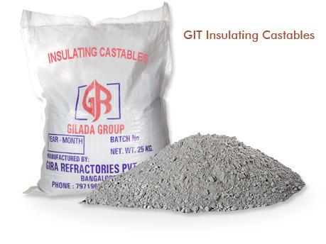 Git Insulating Castable