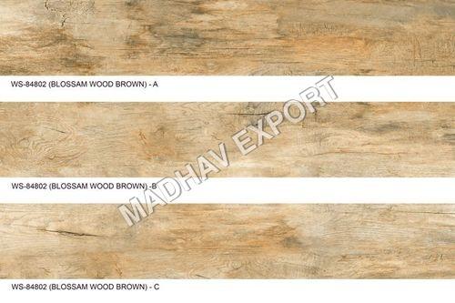 Wooden Strips Porcelain Tiles