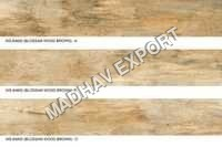 Wooden Strips Porcelain Tiles