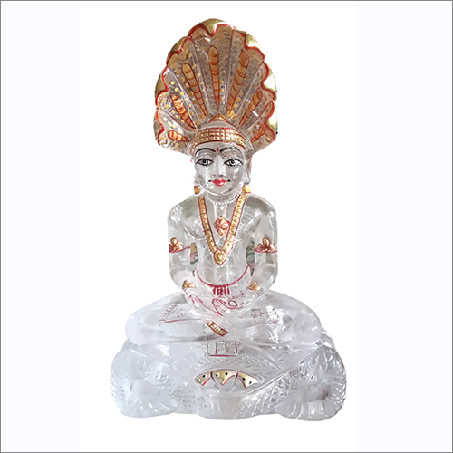 Crystal Parshwnath Statue