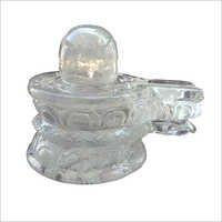 Crystal Quartz Shivling