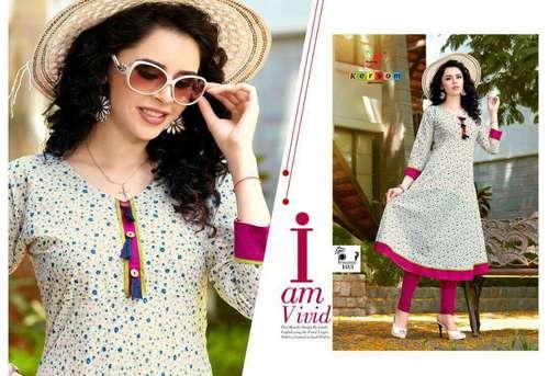 Printed Style Kurti