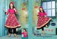 Latest Fancy Cotton Kurti