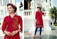 Kora Silk Designer Kurtis