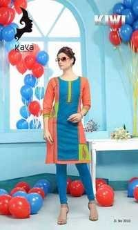 Rayon FAshion Wear Kurti