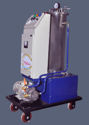 Electrostatic Oil Polishing System