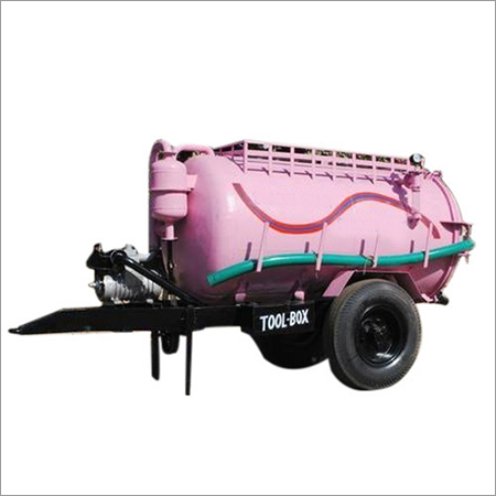 Trailer Mounted Suction Machine