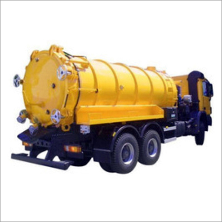 Vehicle Mounted Suction Machine