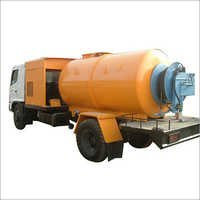 High Pressure Sewer Suction Machine