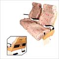 Comfortable Railway Seats