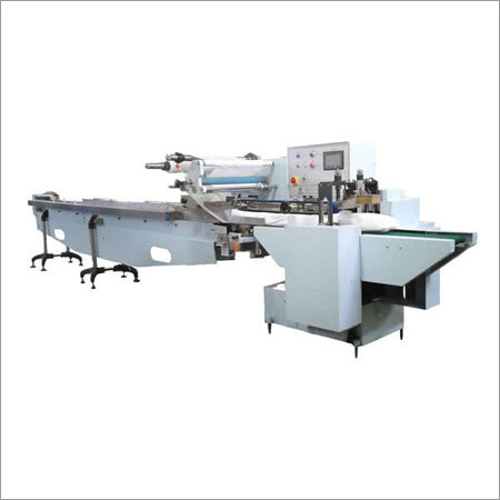 Sanitary Towel Packaging Machine