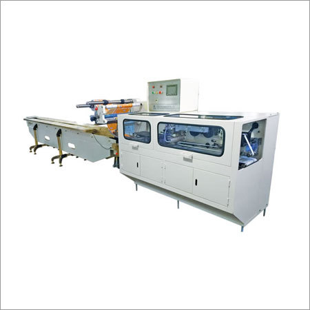Female Care Products Flow Wrapping Machine