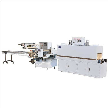 Automatic Beverage Packaging Line