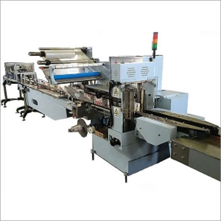 Group boxed milk Packaging Machine