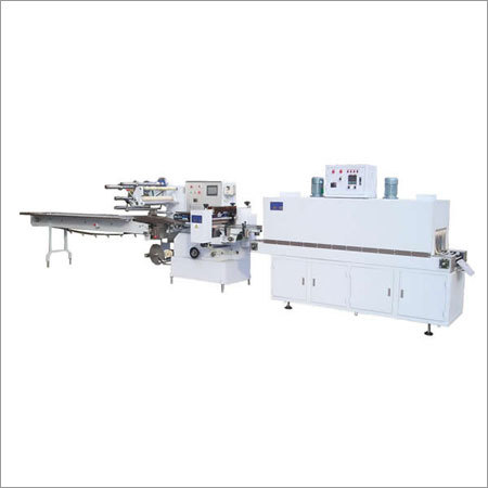 High Speed Heat Shrink Packaging Machine