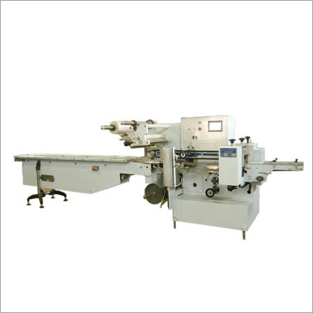 Automatic Soap Flow Wrapping Machine