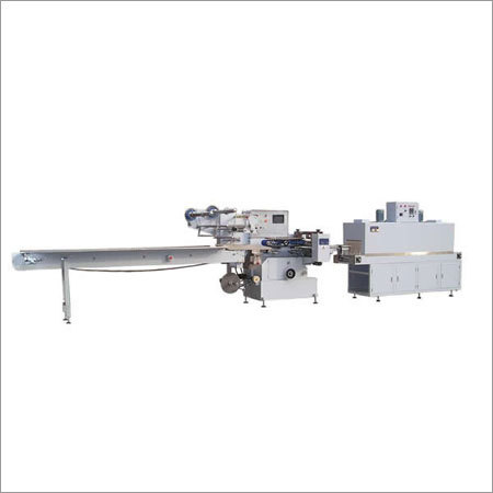 Automatic Flow Heat Shrink Wrapping Machine