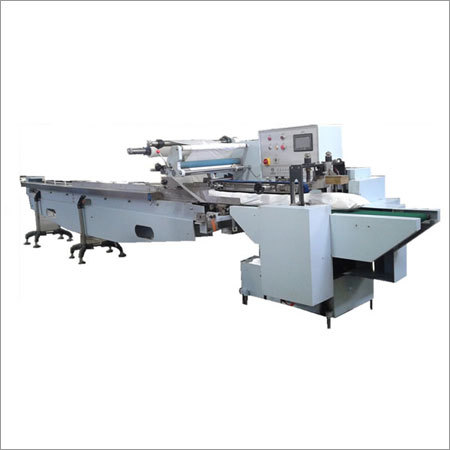 Vegetable & Fruit Packaging Machine