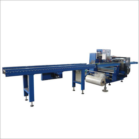 Stretch Film Packaging Machine