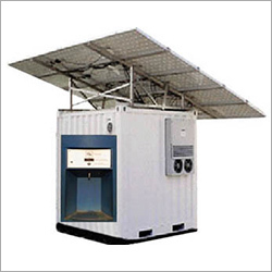 ATM Solar Industrial RO Water Purifier