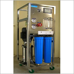 100 LPH Industrial RO Water Purifier