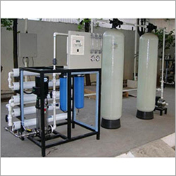 500 LPH Industrial RO Water Purifier