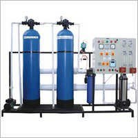 2000 LPH Industrial RO Water Purifier
