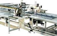 Independent Direct Drive, Electronically Controlled, Pattern Sewing Machine for Curtain Air Bag