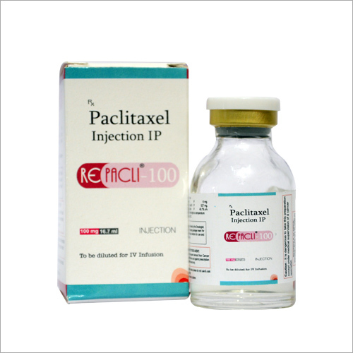 Paclitaxel Injection I.P. 100