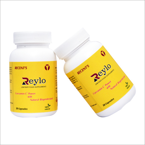 Reylo Dietary Food Supplement Capsules