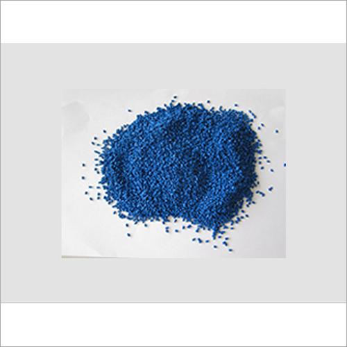 LLDPE Blue Granules