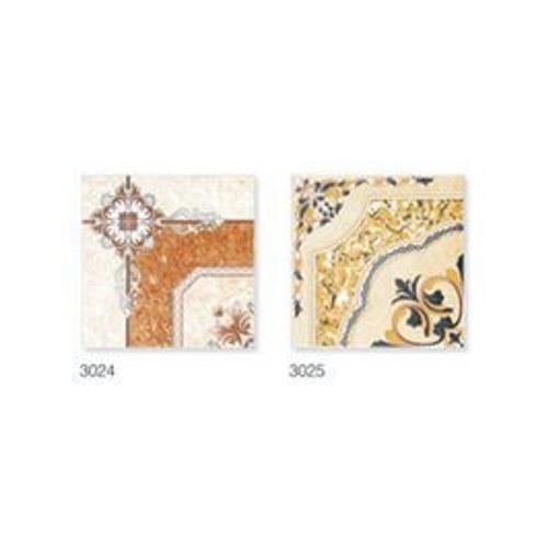300 x 300 Glossy White Floor Tiles