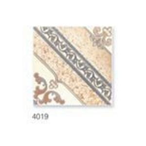 300 x 300 Ivory Glossy Floor Tiles