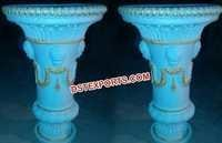 Fiber Pot Water Fountain