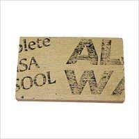 Wood Grain Laminative Pvc Sheet