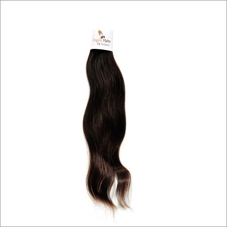 Natural Straight Human Hair Extensions