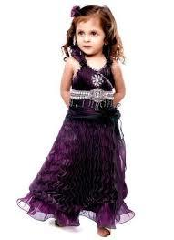 Girl kids gown